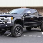 F250 King Ranch, Fabtech lift & Rockstars