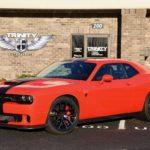 Dodge Challanger Hellcat on CenterLines