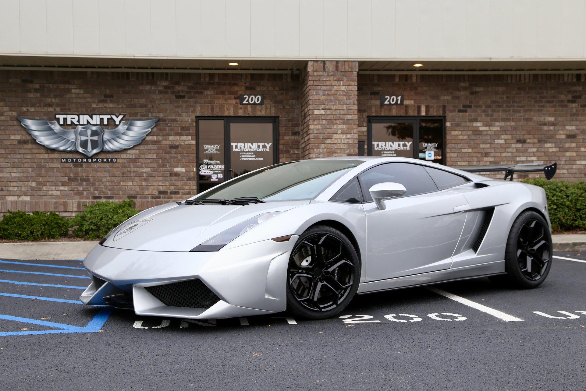 Lamborghini Gallardo Trinity Motorsports