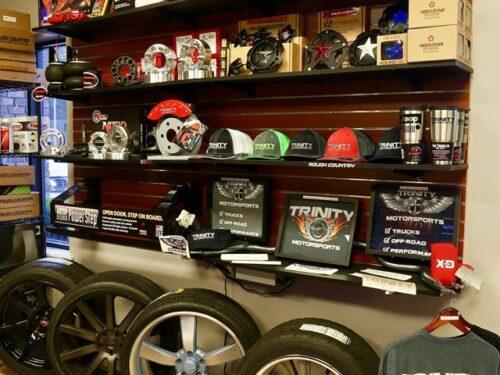 Trinity Motorsports Truck Lift Kits Leveling Kit steps