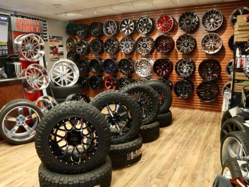 Trinity Motorsports Wheels Tires automotive truck accessories savannah pooler georgia