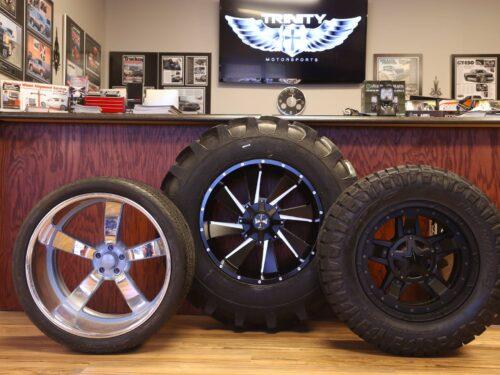 Trinity Motorsports wheels tires all sizes pooler georgia